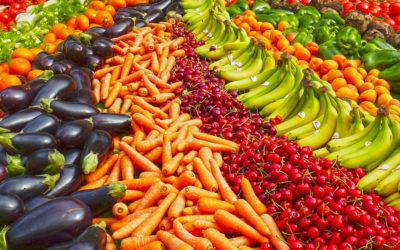 Richtlijnen gezonde voeding